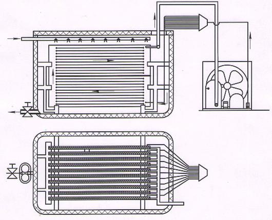 Трубчатый теплообменник для охлаждения ледяной воды скачать стоимость пластинчатых теплообменников